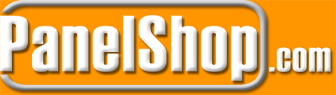 Panelshop.com logo for mobile