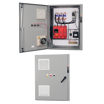 SCR Control Panel, SCR Control Panels for Industrial Heating