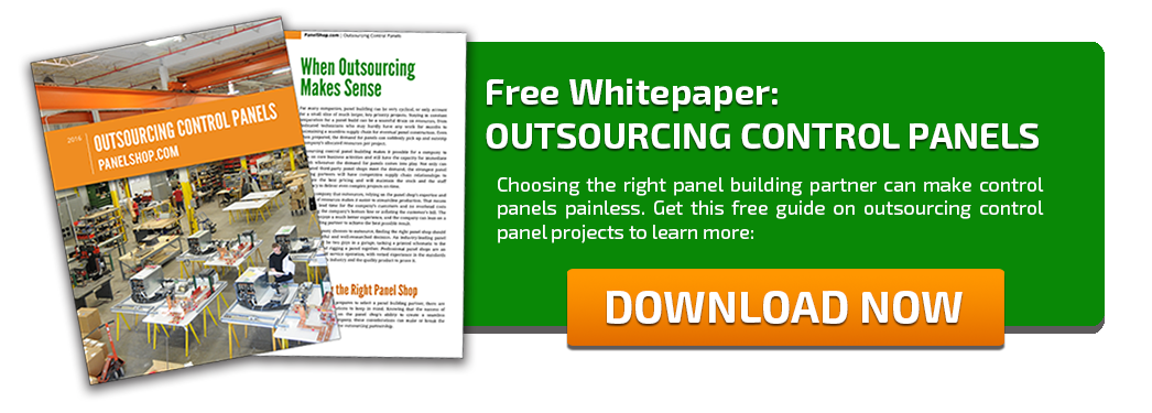 Outsourcing Control Panels