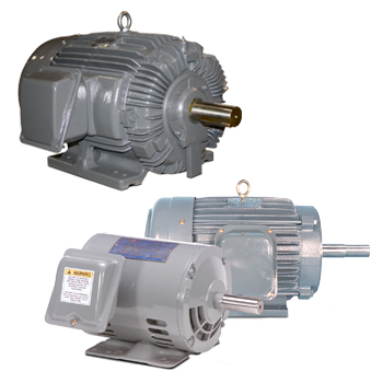 Photos of AC motors