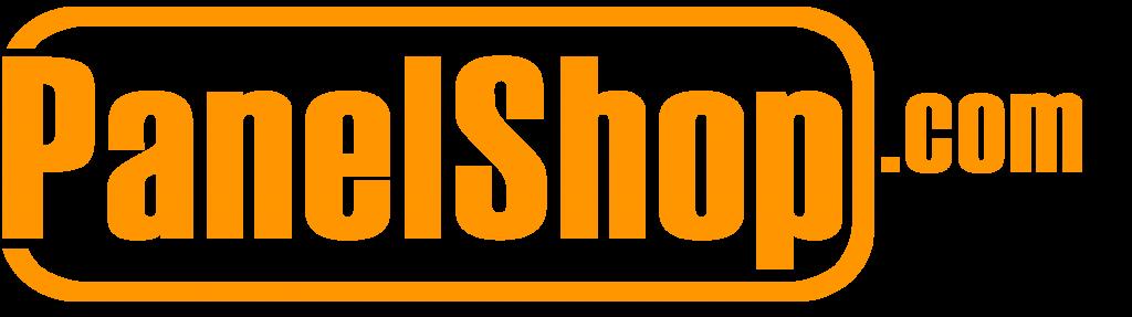 PANELSHOP_LOGO_ORANGE_FF9600 (3) darker orange